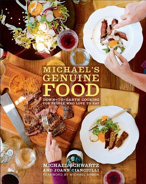 Download Michael s Genuine Food Book