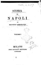 Storia di Napoli di Francesco Capecelatro: Volume 1
