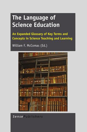 The Language of Science Education PDF