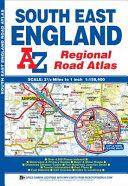South East England Regional Road Atlas