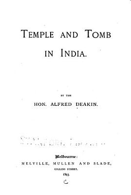 Temple and Tomb in India