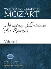 Sonatas, Fantasies and Rondos Urtext Edition: Volume 2