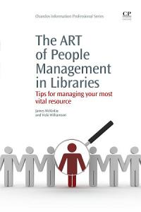 The Art of People Management in Libraries Book