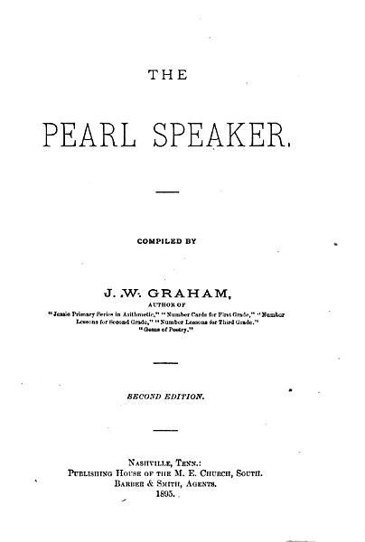 Download The Pearl Speaker Book
