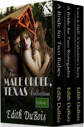 The Male Order, Texas Collection [Box Set 96]