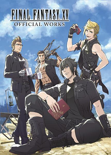Download Final Fantasy XV Official Works Book
