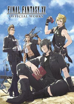 Final Fantasy XV Official Works PDF