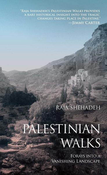 Download Palestinian Walks Book
