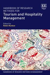 Handbook of Research Methods for Tourism and Hospitality Management PDF