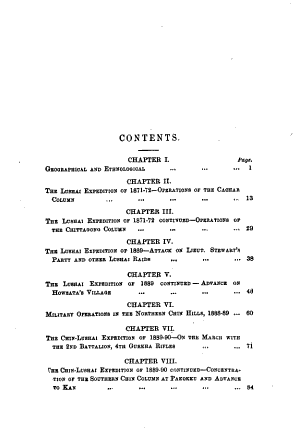 Chin Lushai Land  Including a Description of the Various Expeditions Into the Chin Lushai Hills and the Final Annexation of the Country PDF