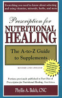 Prescription for Nutritional Healing PDF