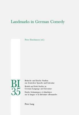 Download Landmarks in German Comedy Book