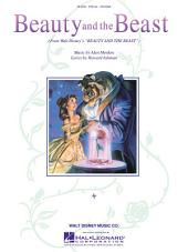 Beauty and the Beast (From the Disney Movie) Sheet Music