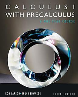 Calculus I with Precalculus Book