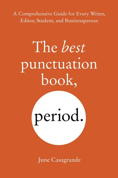 Download The Best Punctuation Book  Period Book