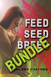 Feed, Seed, & Breed BUNDLE - The Complete Series: (BBW Alien Breeding Erotica)