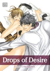 Drops of Desire (Yaoi Manga)