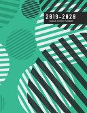 Download 2019 2020 Twelve Month Planner Book