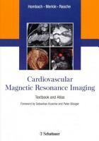 Cardiovascular Magnetic Resonance Imaging PDF