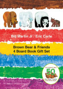 Brown Bear   Friends 4 Board Book Gift Set PDF