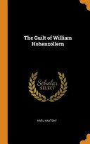 The Guilt of William Hohenzollern PDF