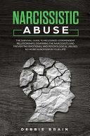 Narcissistic Abuse PDF