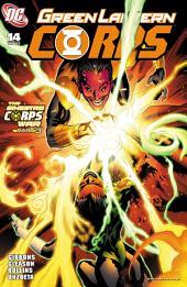 Green Lantern Corps (2010-) #14