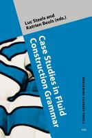 Case Studies in Fluid Construction Grammar PDF