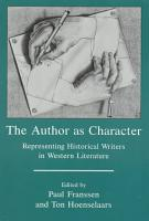 The Author as Character PDF