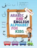 Arabic and English Alphabet for Kids Level 1 PDF