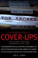 The Mammoth Book of Cover Ups PDF