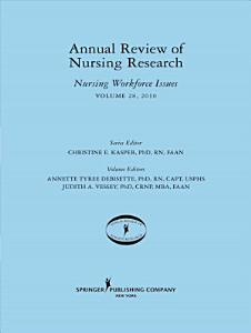 Annual Review of Nursing Research  Volume 28 PDF