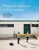 Research Methods In Kinesiology Book PDF
