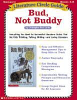 Literature Circle Guide Bud  Not Buddy PDF