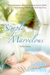 Simply Marvellous: A Gay/Transgender Romance