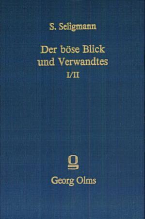 Der b  se Blick und Verwandtes PDF
