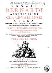 Opera genuina: Volume 1