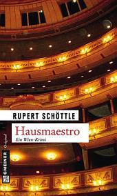 Hausmaestro: Kriminalroman