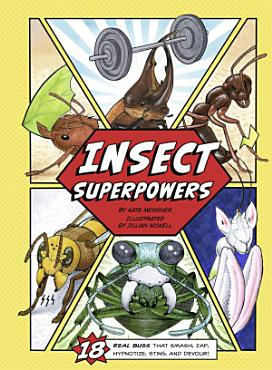 Insect Superpowers PDF
