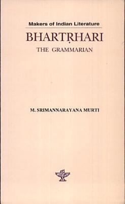 Bhart   hari  the Grammarian