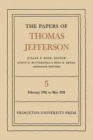 The Papers of Thomas Jefferson  Volume 5 PDF