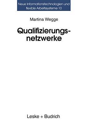 Qualifizierungsnetzwerke     Netze oder lose F  den  PDF