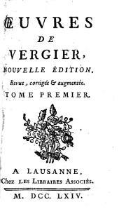 Œuvres de Vergier: Volume1
