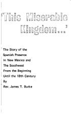This Miserable Kingdom    PDF