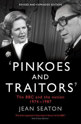 Pinkoes and Traitors PDF