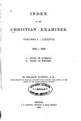 The Christian Examiner PDF