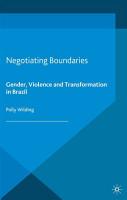 Negotiating Boundaries PDF