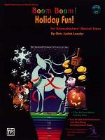 Boom Boom! Holiday Fun! for Boomwhackers Musical Tubes