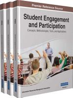 Student Engagement and Participation  Concepts  Methodologies  Tools  and Applications PDF