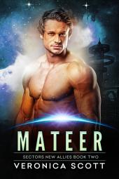 Mateer: A Badari Warriors Scifi Romance Novel